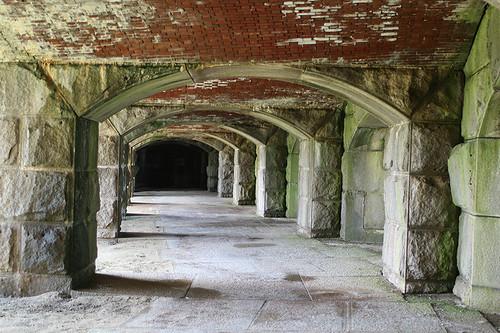 Fort Popham - Phippsburg, Maine