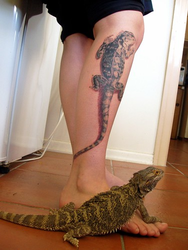 must shave my legs sometime and get someone to take one tattoo 2
