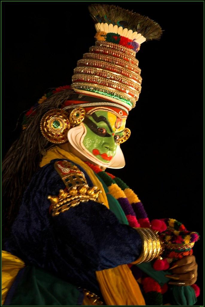 Kathakali / ????? by Jogesh S, on Flickr