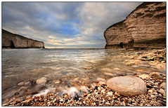 Flambourough Head III (jasontheaker) Tags: winter sea cold beautiful spring rocks waves yorkshire cliffs atmospheric bridlington longexposure jasontheaker flambouroughhead northseauk coasttocoastwhitby sigma1020