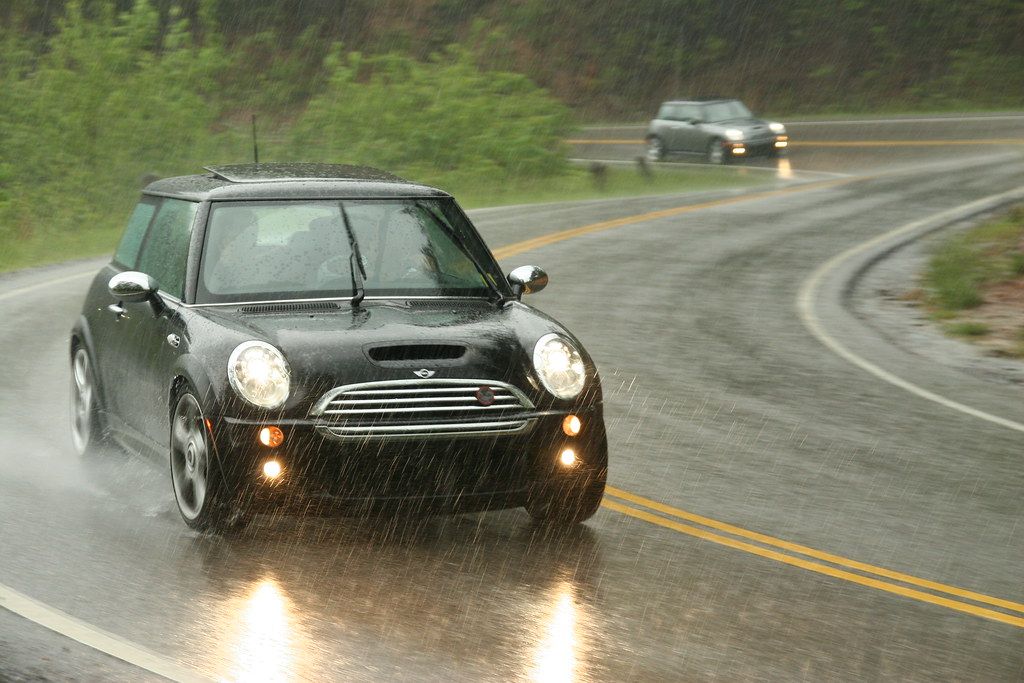 MINI on the Dragon