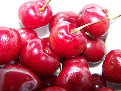 cherries (Little Grey) Tags: red food color macro colors fruits fruit cherry rouge cherries sweet foodies foodporn brightcolors crayonbox whatilove eyecandy iatethis foodcoma fruitsandvegetables colorred berrynice eatinganddrinking realfood afternoonsnacks yummyyummy colormyworld yelloworangered berriesandfruit redrules nicepictures yourworld ilovefood foodgloriousfood beautyisintheeyeofthebeholder afoodphotographyexperience dramaticcolors veganfoods macromacromacro themagicofcolour flickrforeveryone yourbestphoto strawberriesnadcherries fortheloveofquorn flickrfoodandcuisinearoundtheworld macroandmacro flickrfoodphotographers madalenaandherflag
