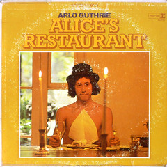 Alice's Restaurant (epiclectic) Tags: music records art classic rock vintage artwork personal album memories vinyl favorites retro collection jacket cover lp 1967 record sleeve soundtrack recordings sleeves arloguthrie epiclectic safesafe