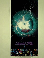 liquid sky (latekommer) Tags: cameraphone usa cinema film america movie ticketstubs tokyo unitedstates alien drug sciencefiction movietickets motionpicture  liquidsky cultfilm americanfilm  slavatsukerman annecarlisle