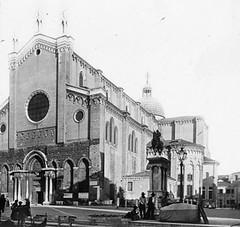 Venice, Italy - Basilica di Santi Giovanni e Paolo