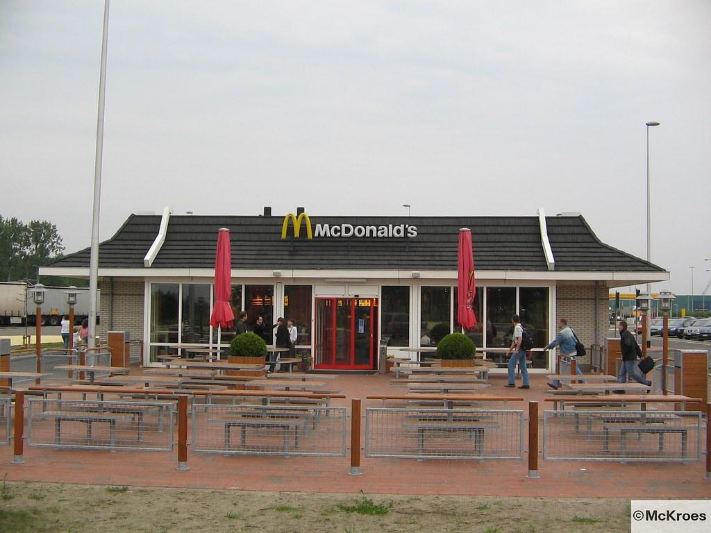 McDonald's Hazeldonk Hazeldonk 5006 (The Netherlands) (mckroes) Tags: west  holland netherlands