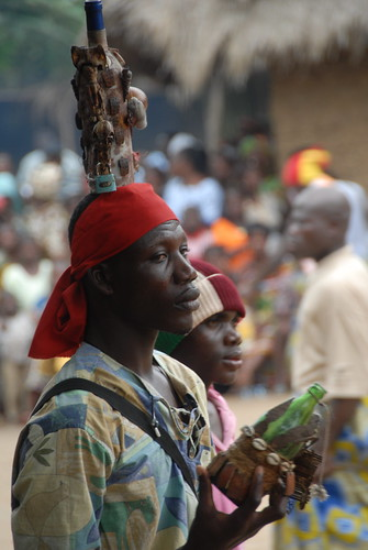 voodoo in benin, west africa