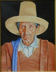 Man from Cajamarca