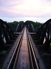 P1030635 (l'amore) Tags: bridge river over kwai