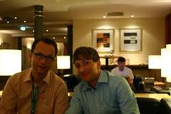 Me and Benjamin Nowack