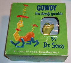 Dr Seuss Gowdy model kit