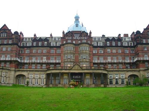 The Majestic Hotel in Harrogate, England