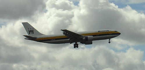Monarch A300 London Gatwick