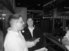 Engagement party (John Althouse Cohen) Tags: mike wisconsin madison shelby engagementparty