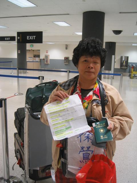 一張小抄‧一個勇敢的台灣阿嬤