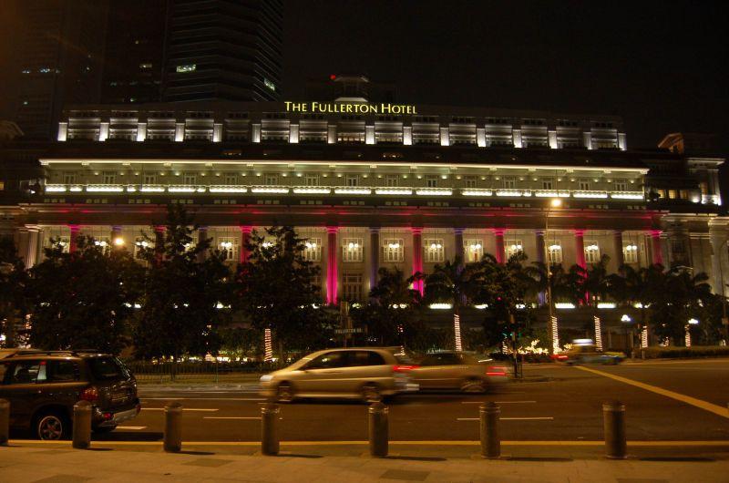 Fullterton Hotel