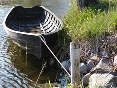 boat in water (My little camera2005) Tags: sea water boat sweden roslagen vdd