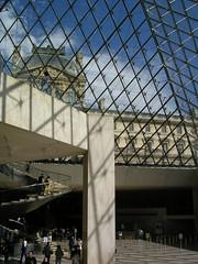 DSCN6470 (Podozoo) Tags: paris louvre muse museo parigi musedulouvre pyramidedulouvre louvrepyramid museodellouvre    lemusedulouvre