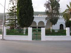 Tombeau des martyres de la ville de Ghar El Melh