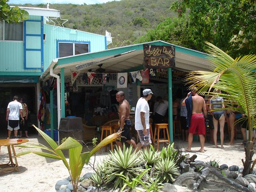 Soggy Dollar Bar - Jost Van Dyke