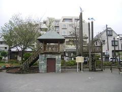 20 よく区画整理された住宅地の公園 03.イタリアン・テイスト