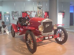 50.National Automobile Museum:古董車展示