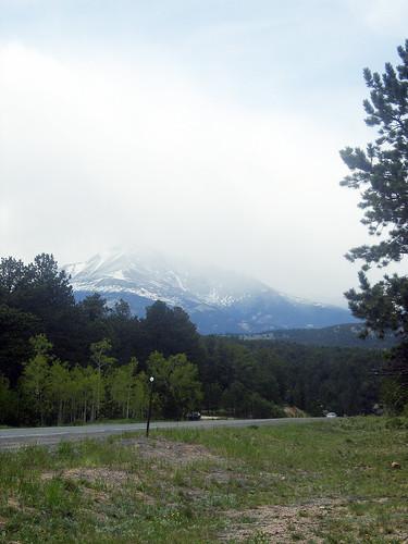Mount Meeker 13,911