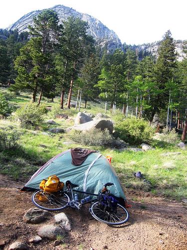 Camp at Estes Park!