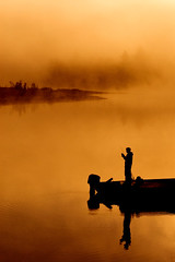 Morning Cast (Peter Bowers) Tags: morning lake fish ontario canada nature water landscape photo fishing bravo searchthebest natural outdoor naturalbeauty haliburton questfortherest peterbowers outdoorphotography peterbowersphotography bratanesque