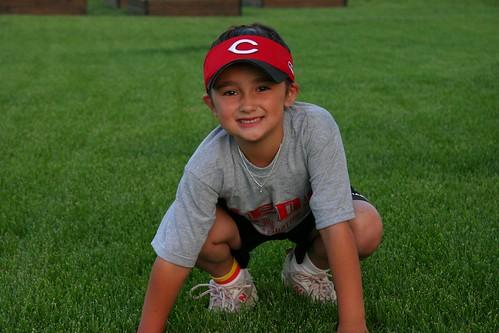 Cody's softball getup