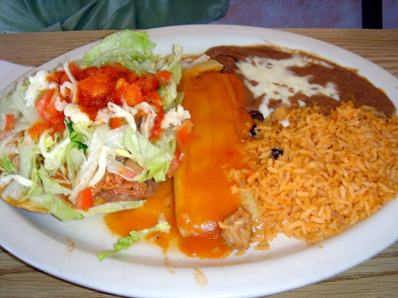 Chicken Tamale Combo