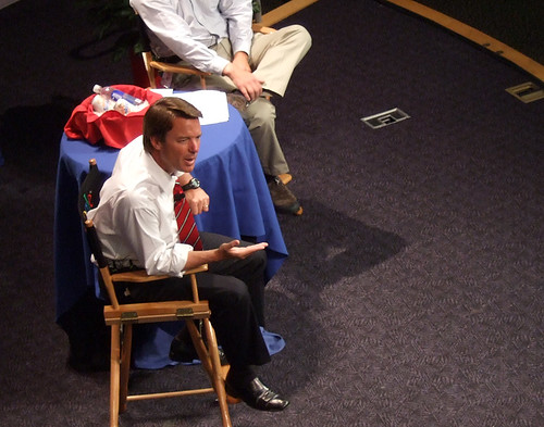 John Edwards, May 30, 2007