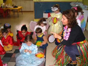 שרהל'ה והילדים