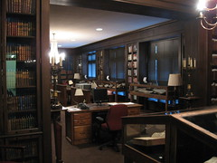 Satin Rare Book Room