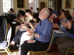 Audience at the 2007 University Writing and Research Symposium