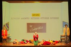 17352 - Pinocchio ha nostalgia (Diego Rosato) Tags: pinocchio spettacolo teatrale show theater nikond700 85mm rawtherapee canzone musica song geppetto angela paese balocchi lucignolo