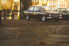 *** (Lee|Ratters) Tags: sony a7 batis 85mm queen square avenue drivers club sunday breakfast car meet ford escort mk1 pintod