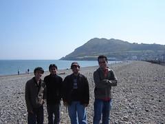 Tepi pantai Bray