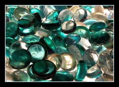 Ocean Gems (Hammer51012) Tags: ocean sea macro glass geotagged sand waves turquoise olympus pebbles gems c7000 ccctd
