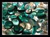 Ocean Gems (Hammer51012) Tags: ocean sea macro glass geotagged sand waves turquoise olympus pebbles gems c7000 ccctd