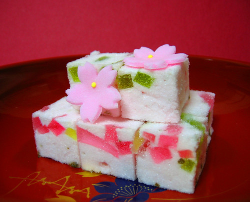 yummy! japanese marshmallow!