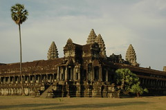 Angkor Wat - outer gallery