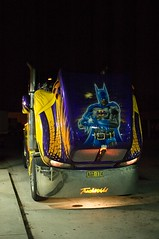 Batman (Rohan Phillips) Tags: light night truck big nikon low d70s rig adelaide bp heavy recovery trucking towing kenworth wingfield sigma30mmf14 truckworks t604