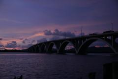 IMG_3400 (Ah Weng) Tags: sunset brigde