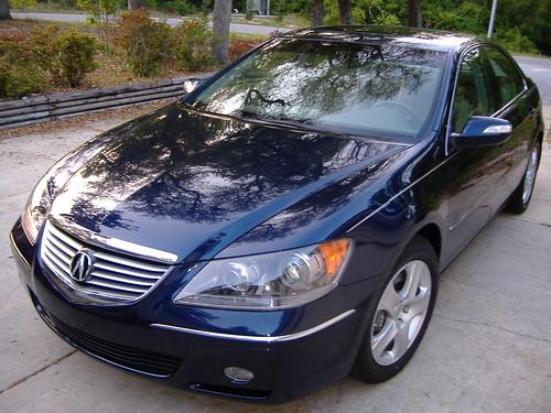 Acura RL, uno de los mejores autos del 2009