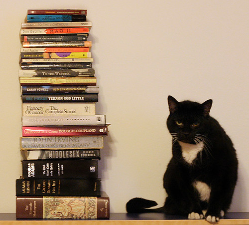 I'm not just a music freak. I can read too! by kirstiecat.