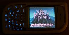 Monkey Island on my phone - 1