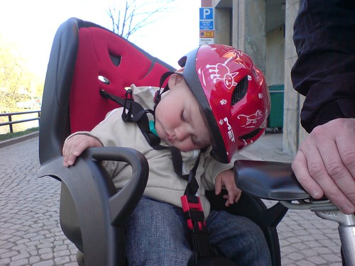 First bikeride