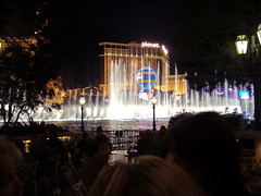 Bellagio Water Show 3