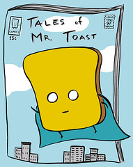 Tales of Mr Toast shirt design